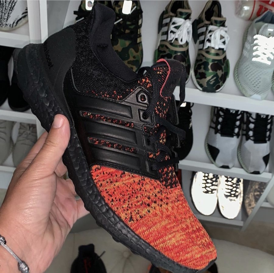 House Targaryen Dragons adidas Ultra Boost Game of Thrones