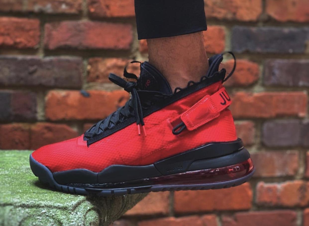 Jordan Proto Max 720 Red Black Release Date