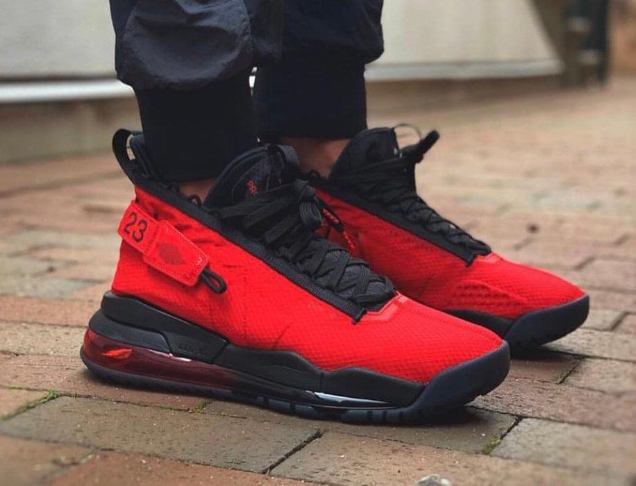 Jordan Proto Max 720 Red Black Release Date f93d0508c