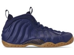 Nike Foamposite One Midnight Gum Release Date