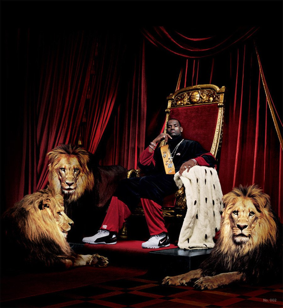 Nike LeBron 16 King Release Date