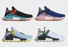 Pharrell adidas NMD Hu Inspiration Pack Release Date