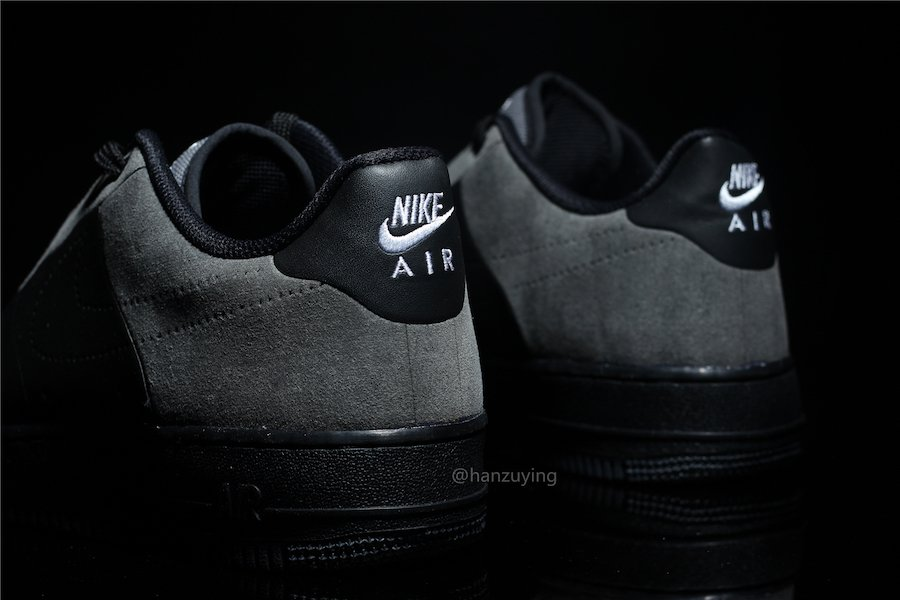 A-Cold-Wall Nike Air Force 1 Black BQ6924-001 Release Date