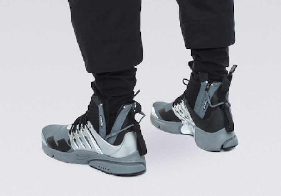 Acronym Nike Air Presto Mid Unreleased Colorway