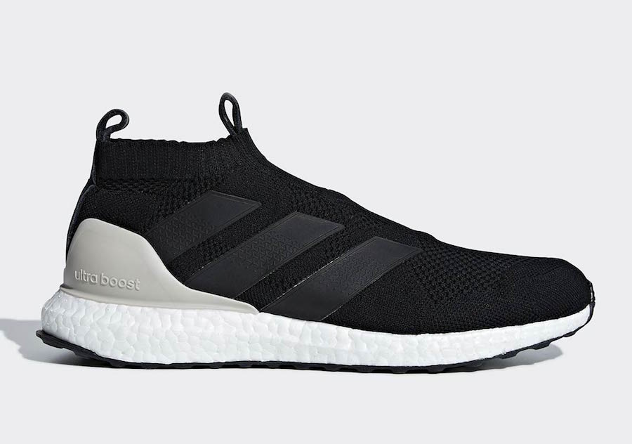 adidas ACE 16+ Ultra Boost Black