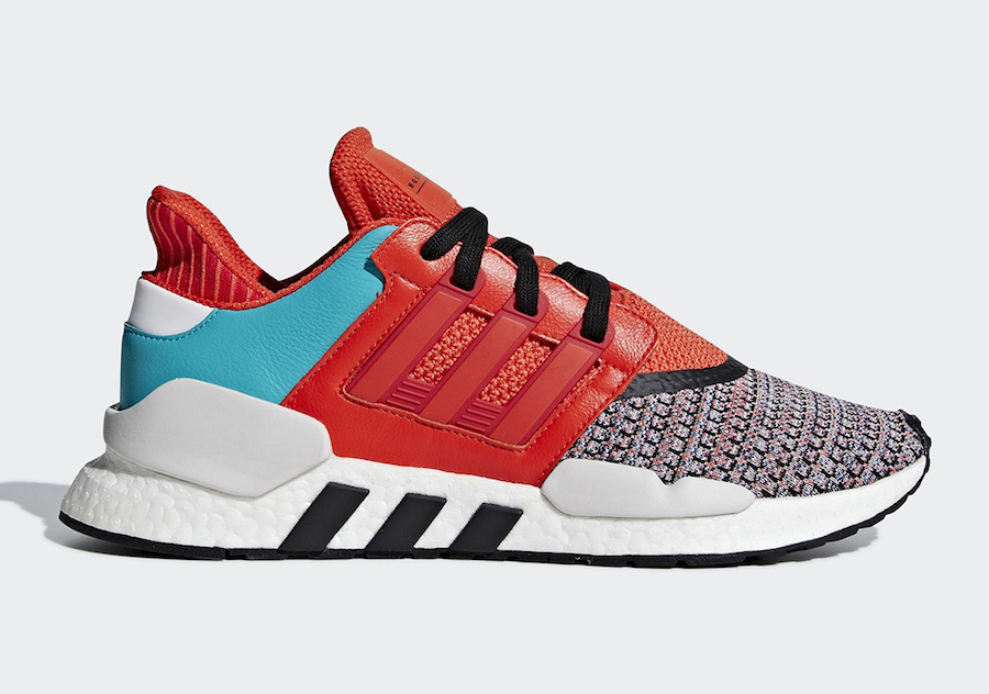 adidas EQT Support 91/18 Multicolor Bold Orange D97049