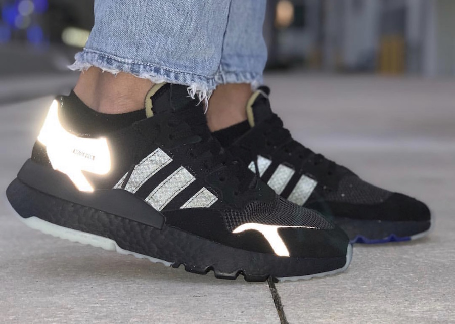 adidas Nite Jogger 2019 On Feet