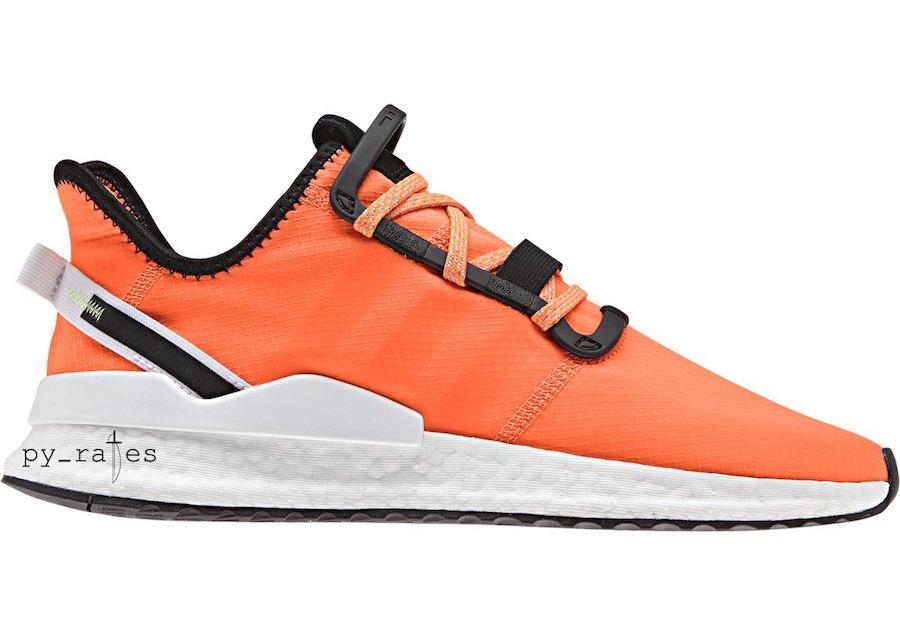 adidas Nite Jogger 2019 Orange