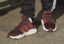 adidas Prophere Night Maroon Night Red