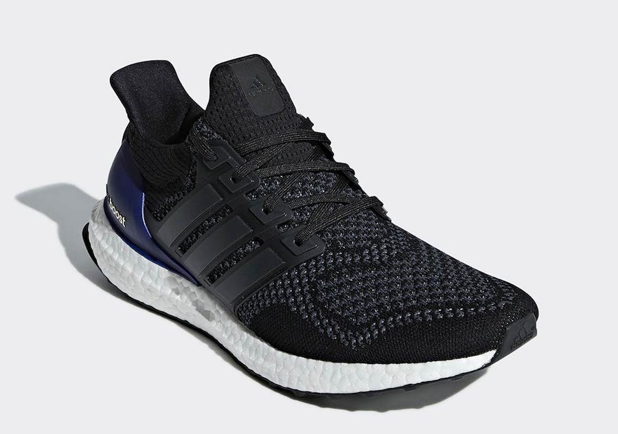 adidas Ultra Boost 1.0 OG Black Purple B27271 2018 Release Date