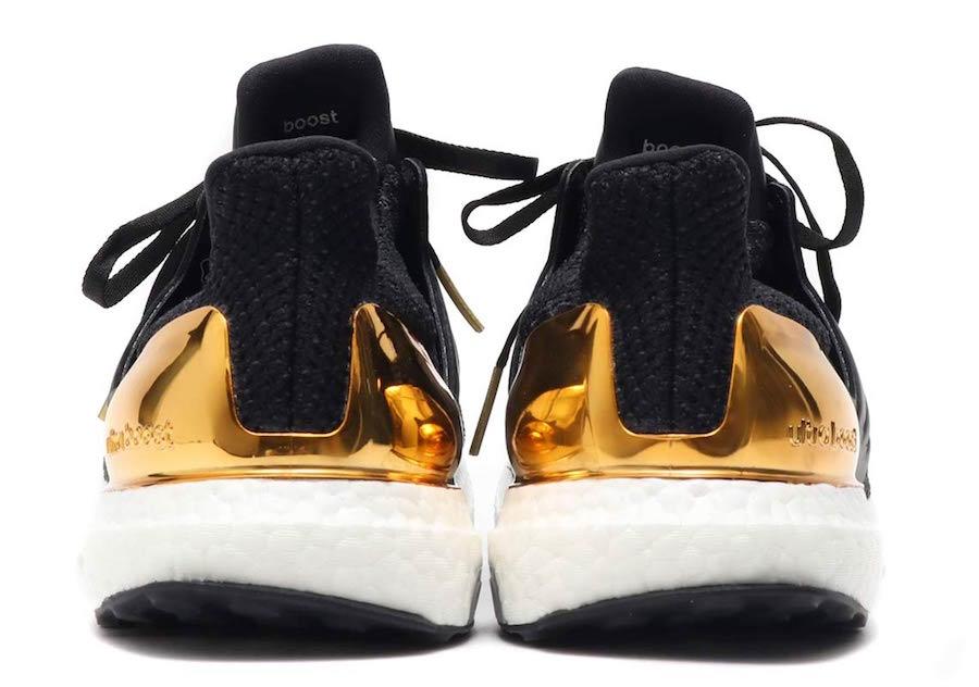 adidas Ultra Boost Gold Medal BB3929 2018