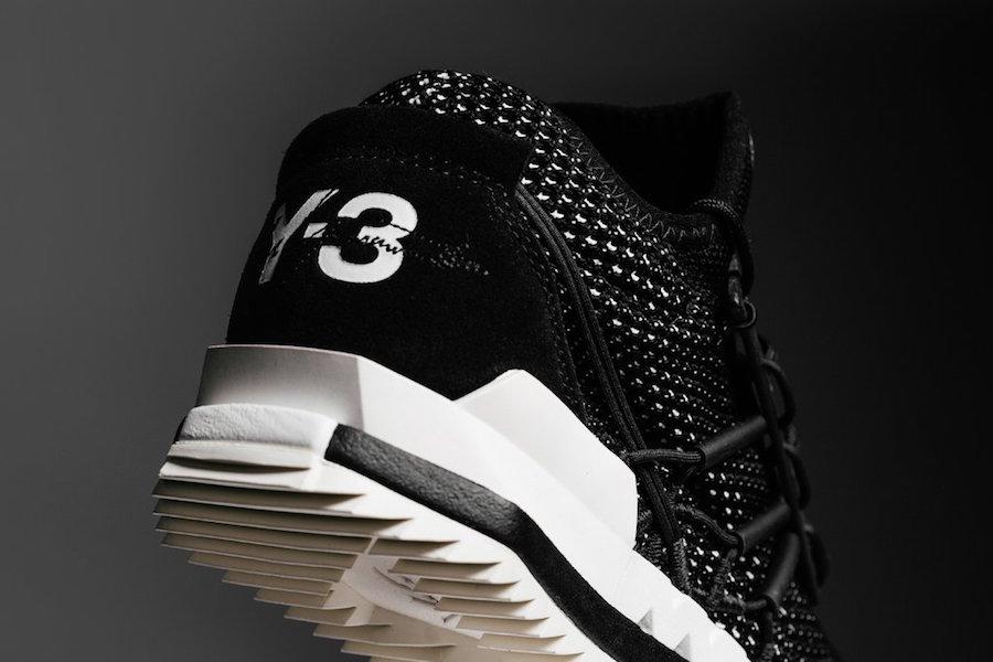 adidas Y-3 Harigane Black Champagne BC0903