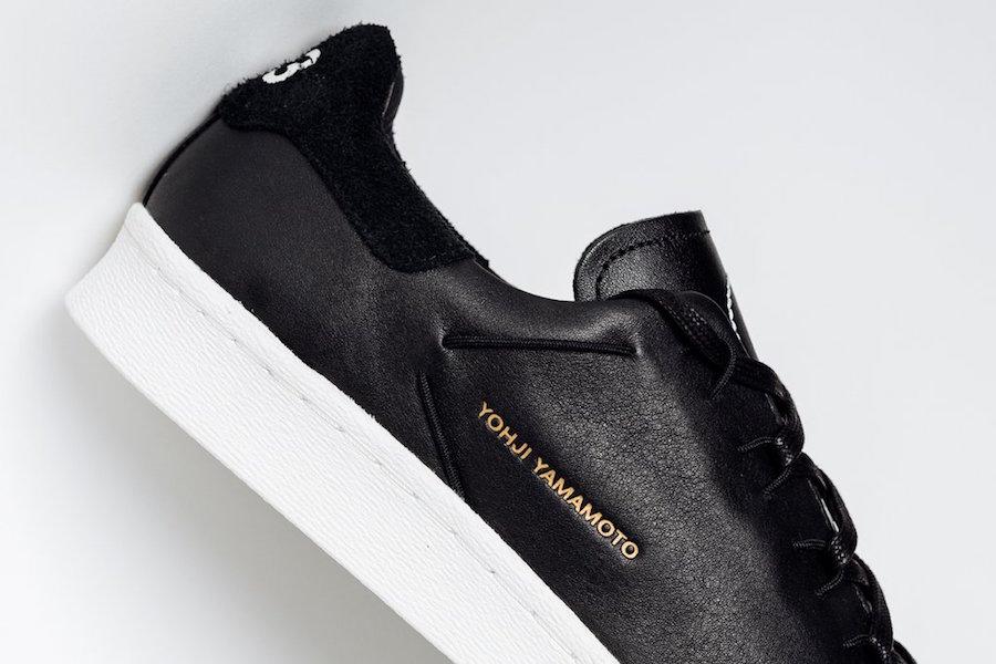 adidas Y-3 Superknot Black White CG6082