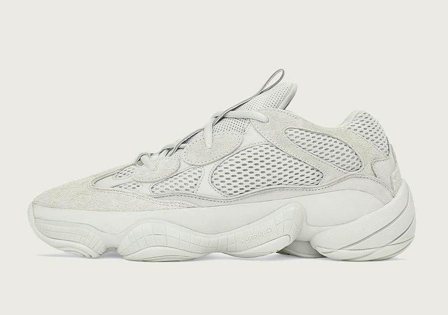 adidas Yeezy 500 Salt November 2018