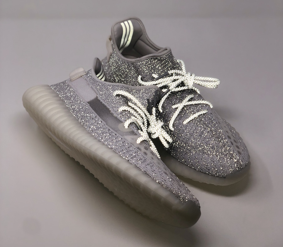 low cost b9a22 d809f adidas Yeezy Boost 350 V2 Static EF2905 Release Date ...