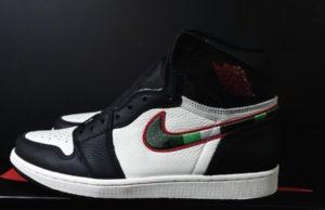 Air Jordan 1 A Star is Born Sports Illustrated 555088-015