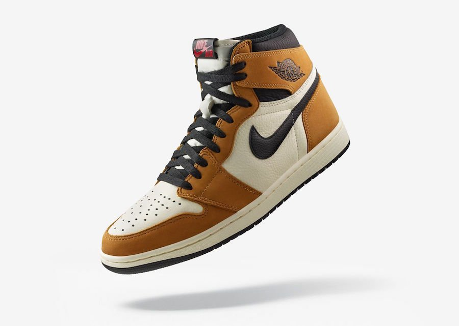 Air Jordan 1 High OG Golden Harvest Rookie of the Year