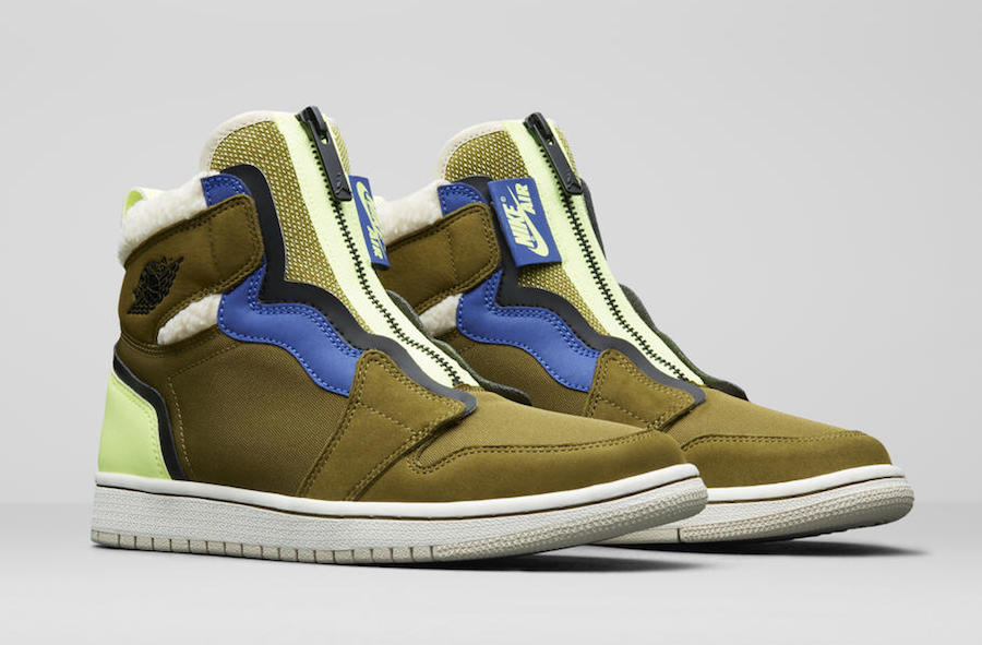 Air Jordan 1 High Zip AV3723-300 Release Date