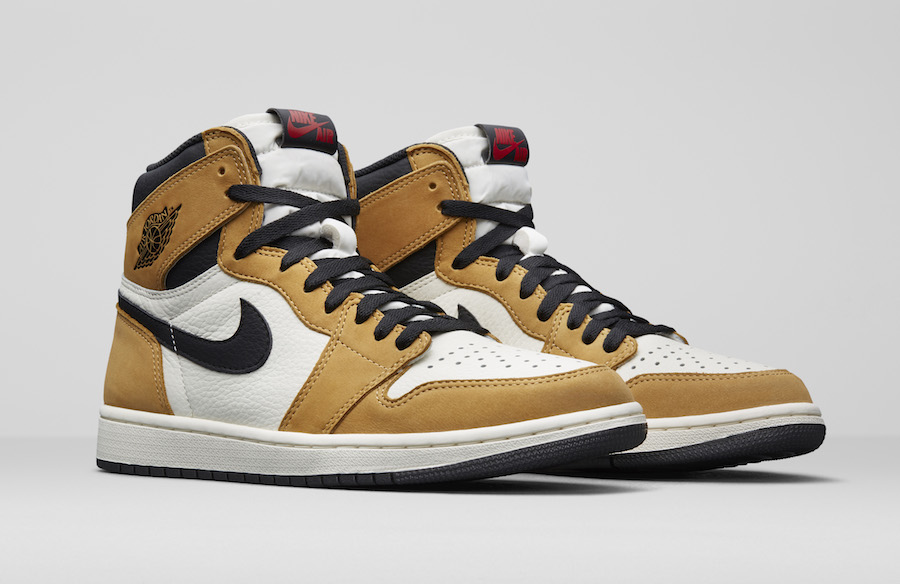 Air Jordan 1 ROY Rookie of the Year