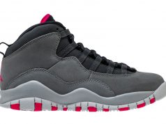 Air Jordan 10 Dark Smoke Grey 487211-006