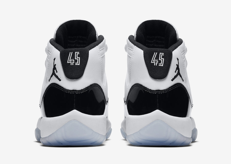 Air Jordan 11 Concord Grade School Sizes