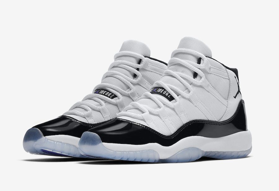 separation shoes 150d4 91df2 Air Jordan 11 Concord 2018 Release Date | SneakerFiles