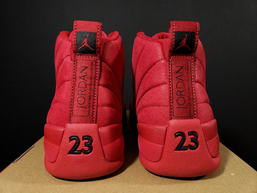 watch af7f7 3138c Air Jordan 12 Bulls Gym Red Release Date