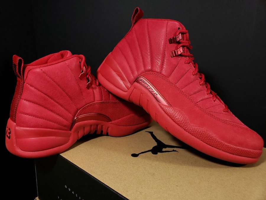 063c5a02f936 Air Jordan 12 Bulls Gym Red Black 130690-601