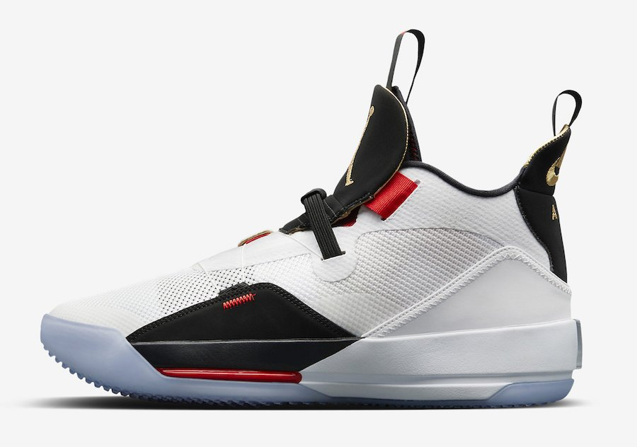 Air Jordan 33 Future of Flight AQ8830-100