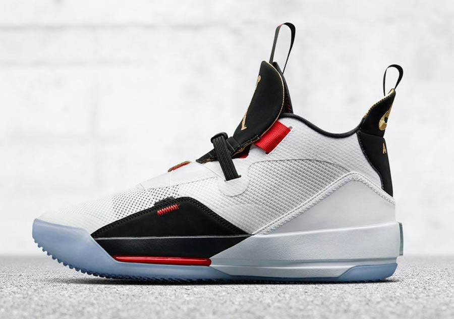 Air Jordan 33 Future of Flight Release Date
