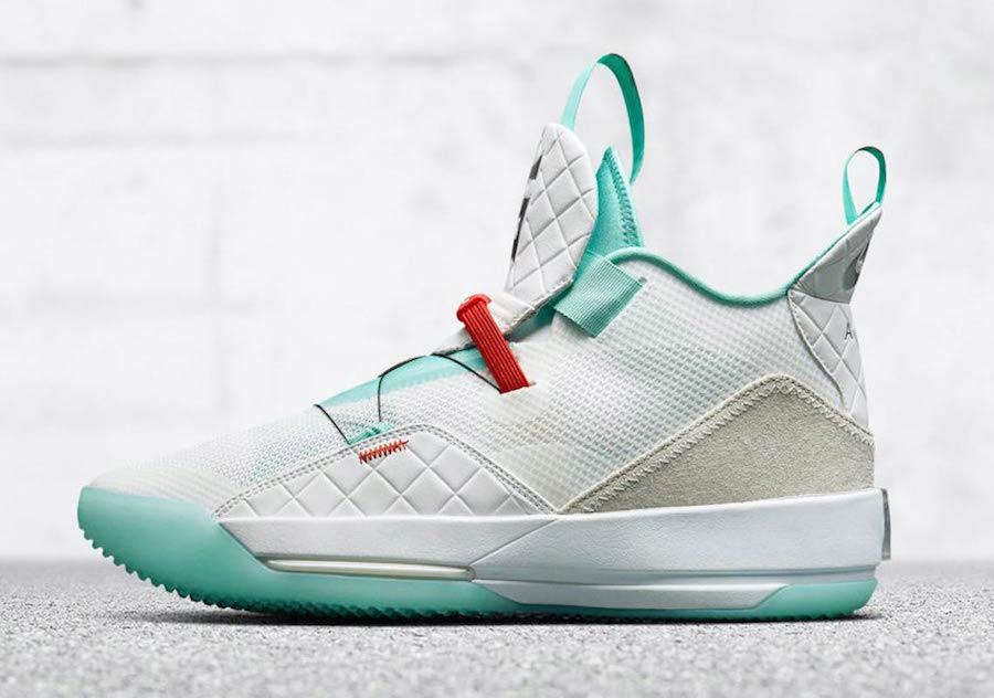 Air Jordan 33 Guo Ailun PE Release Date