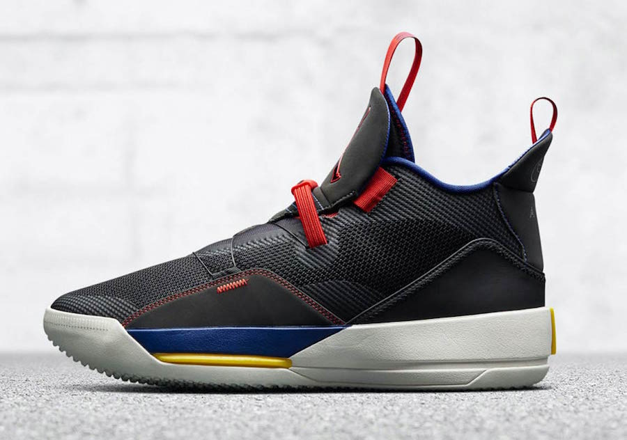 Air Jordan 33 Tech Pack Release Date
