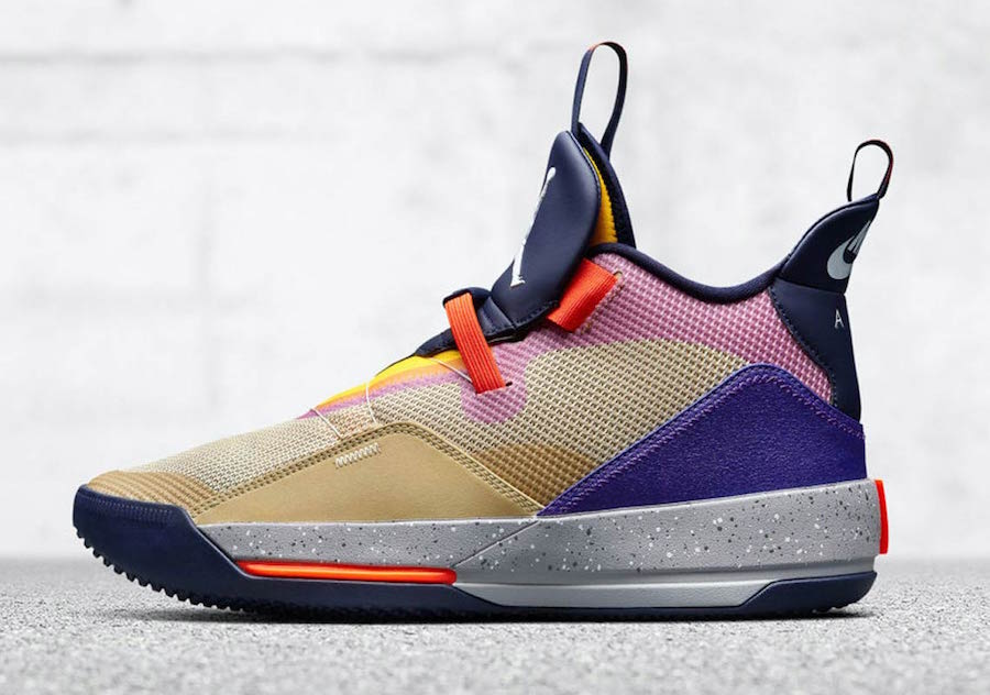 new style 88337 8e2b2 Air Jordan 33 Visible Utility Release Date