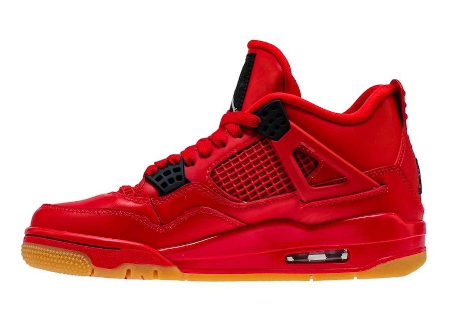 Air Jordan 4 Singles Day Fire Red AV3914-600 Release Date