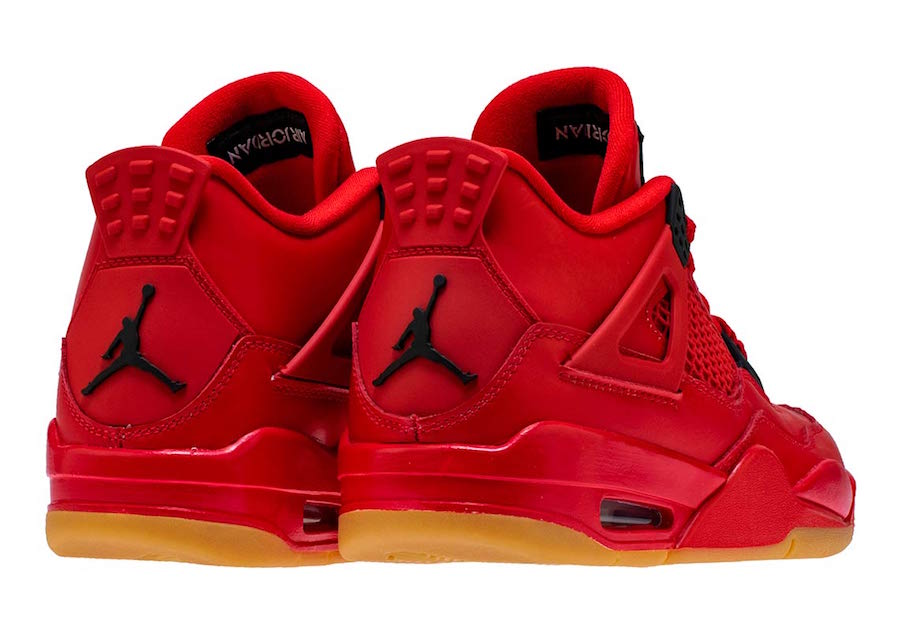 Air Jordan 4 Singles Day Fire Red AV3914-600 Release Date