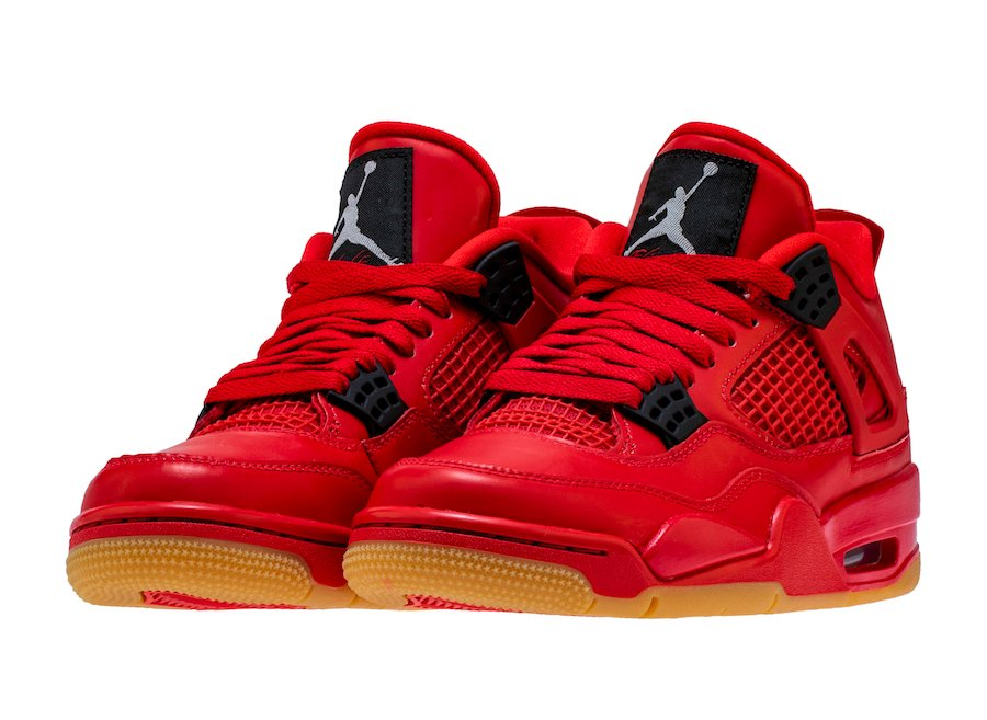 9b48a920d0ab09 Air Jordan 4 Singles Day Fire Red AV3914-600 Release Date