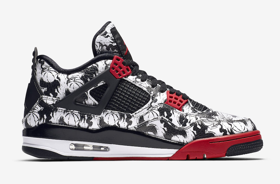 Air Jordan 4 Tattoo BQ0897-006 Release Date