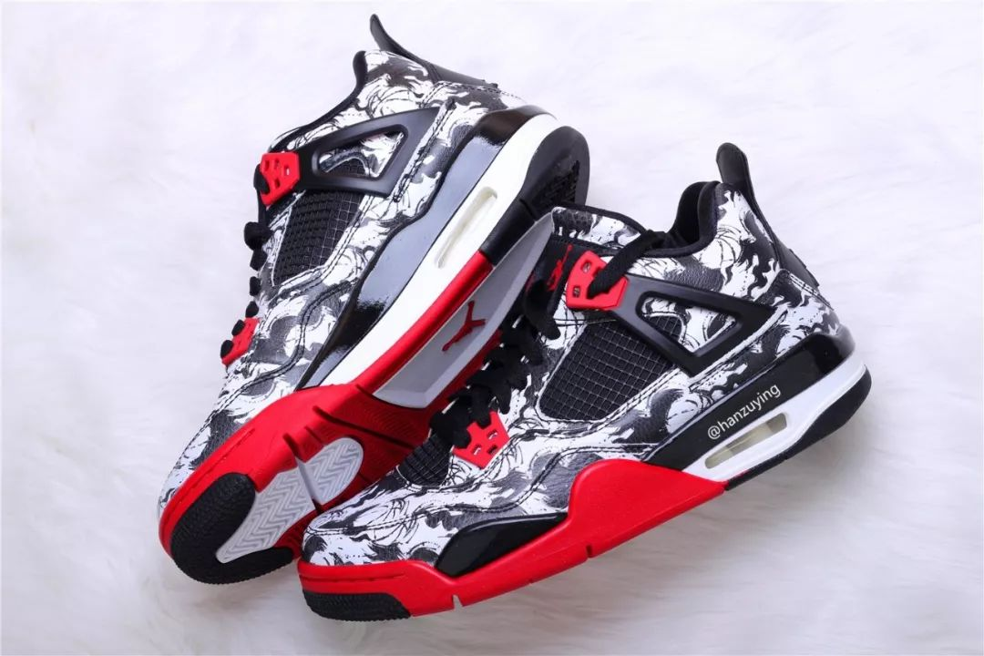 b9252225c52 Air Jordan 4 Tattoo BQ0897-006 Release Date | SneakerFiles
