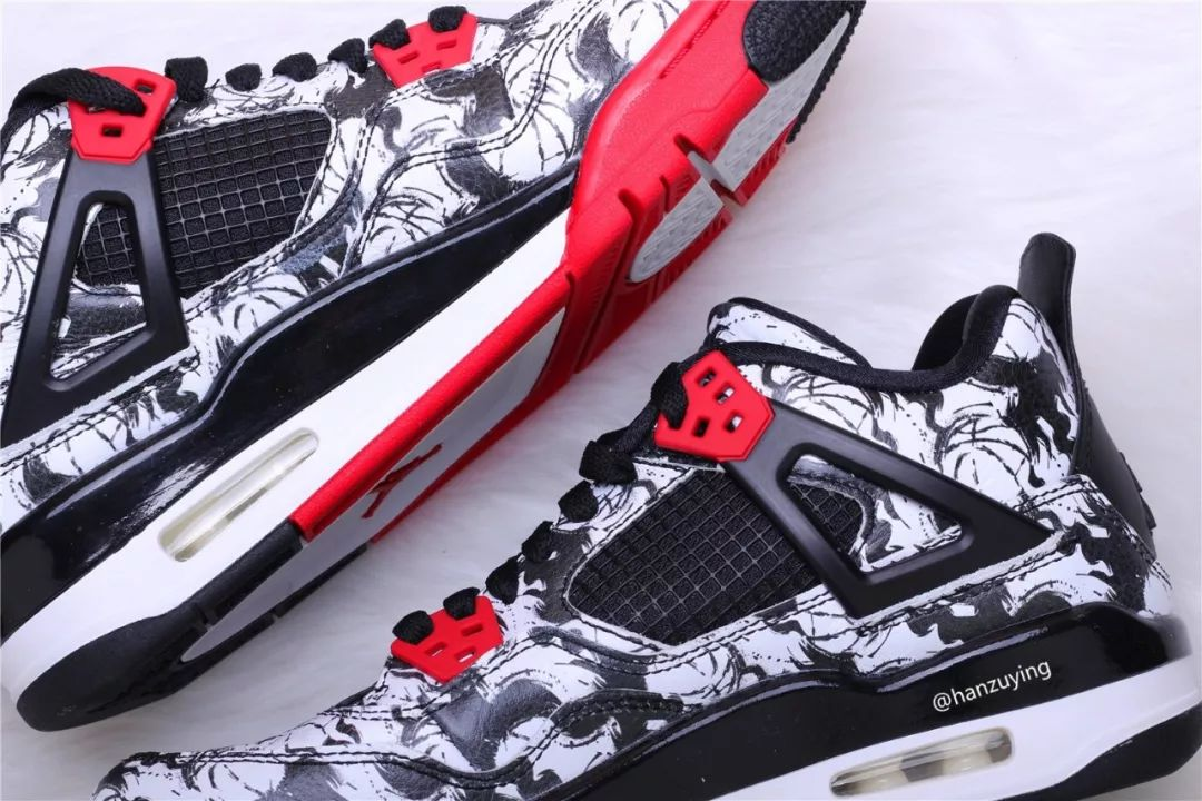 Air Jordan 4 Tattoo BV7451-003