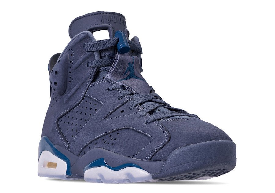 Air Jordan 6 Diffused Blue Jimmy Butler 384664-400