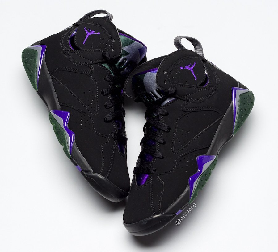 Air Jordan 7 Ray Allen 2019 Release Date Price