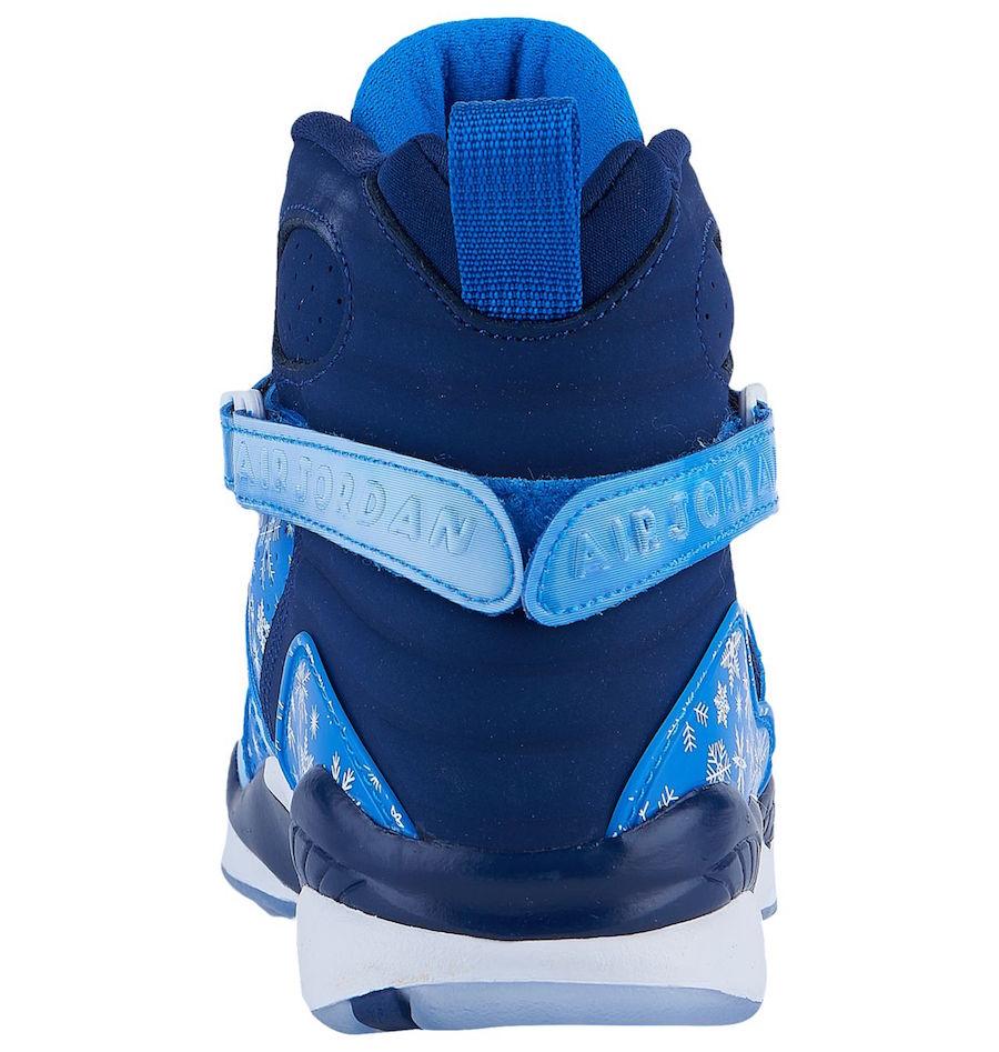 Air Jordan 8 Snowflake 305368-400 Release Date