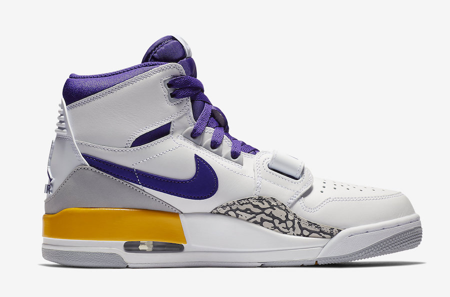 Air Jordan Legacy 312 Lakers AV3922-157