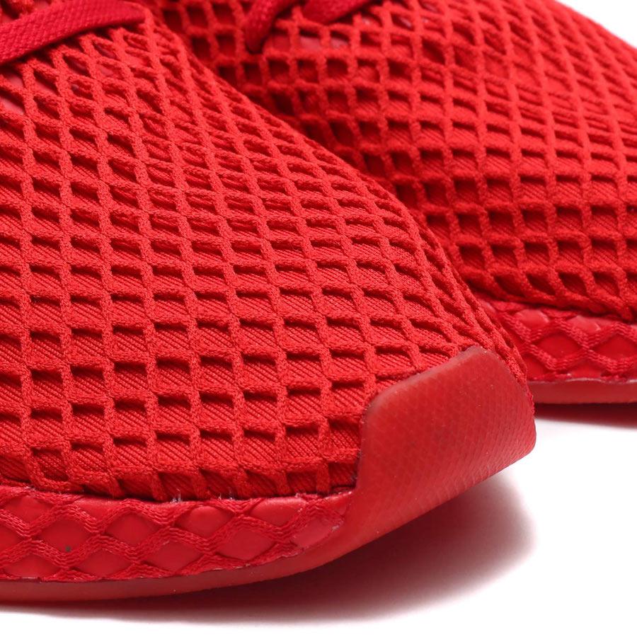 atmos adidas Deerupt Red G27330