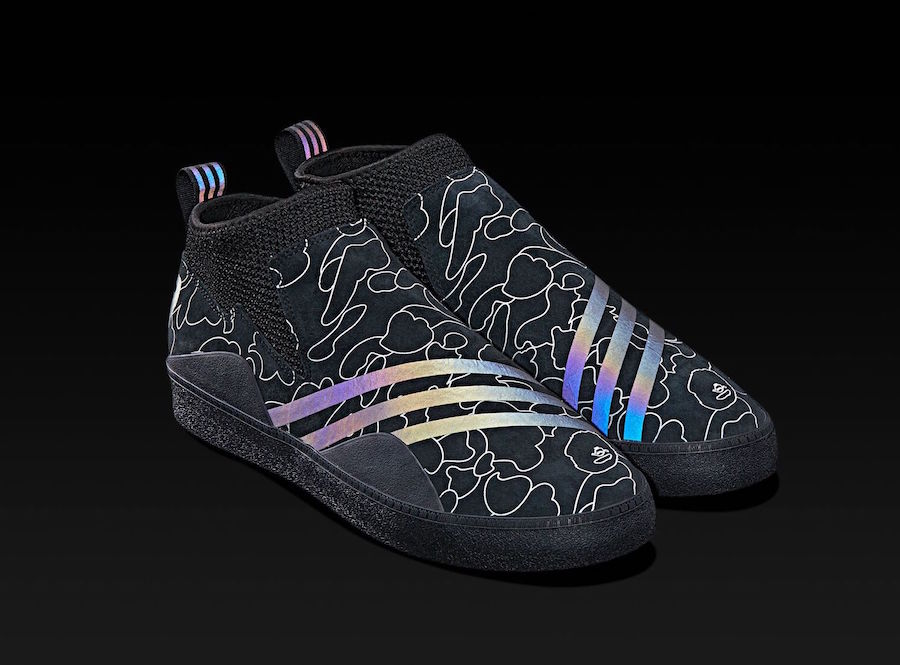Bape adidas 3ST.002 Release Date
