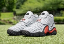 Barry Sanders Nike Air Zoom Turf Jet Oklahoma State