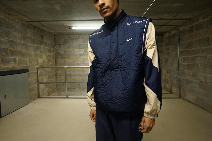 Cav Empt Nike Collection Release Date
