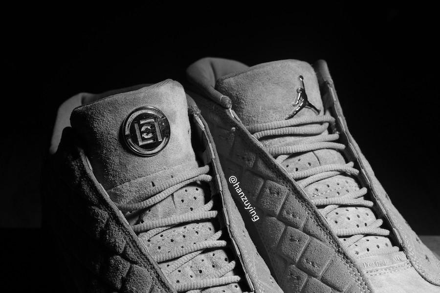 Clot Air Jordan 13 Low Black Infrared