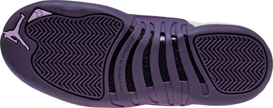 bbdc2f9a4062 Air Jordan 12 Desert Sand Pro Purple 510815-001 Release Date ...