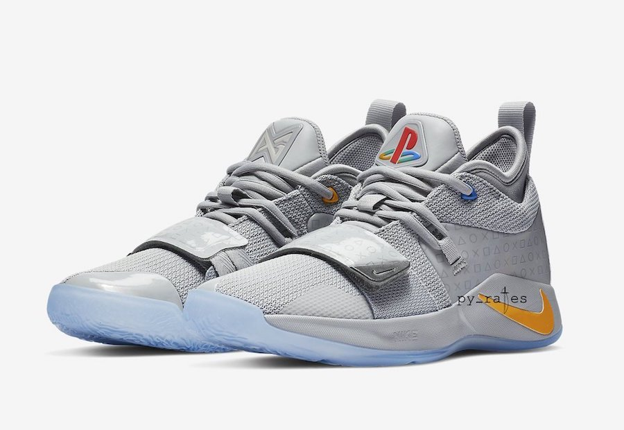 PlayStation Nike PG 2.5 Release Date  69cbb84b7